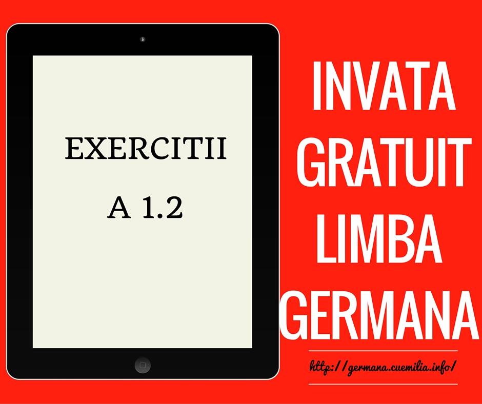 A1.2 – Exerciții – 2